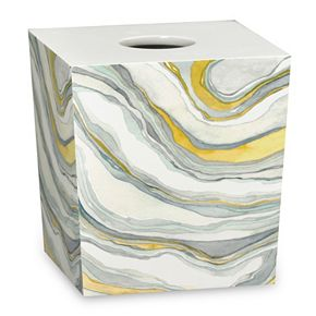 Popular Bath Shell Rummel Sand Stone Tissue Box