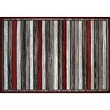 United Weavers Studio Painted Decks Striped Rug