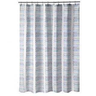 Popular Bath Shell Rummel Soft Repose Shower Curtain