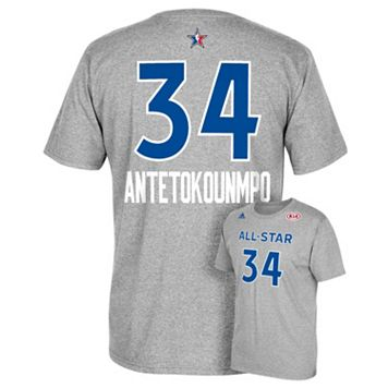 Boys 8-20 adidas Milwaukee Bucks Giannis Anktekounmpo All-Star Tee