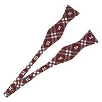 Men's NCAA Rhodes Bow Tie
