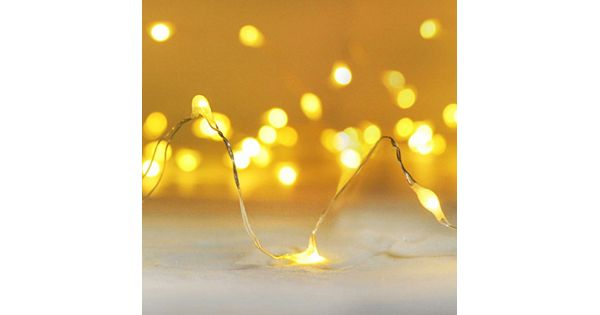 Kohl S Patio String Lights : Manor Lane Amber Shimmer LED String Lights