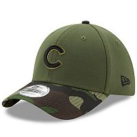 Adult New Era Chicago Cubs Memorial Day 39THIRTY Flex-Fit Cap