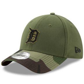 Adult New Era Detroit Tigers Memorial Day 39THIRTY Flex-Fit Cap