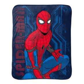 Marvel Spider-Man: Homecoming Silk Touch Throw