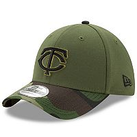 Adult New Era Minnesota Twins Memorial Day 39THIRTY Flex-Fit Cap