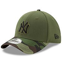Adult New Era New York Yankees Memorial Day 39THIRTY Flex-Fit Cap
