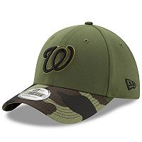 Adult New Era Washington Nationals Memorial Day 39THIRTY Flex-Fit Cap