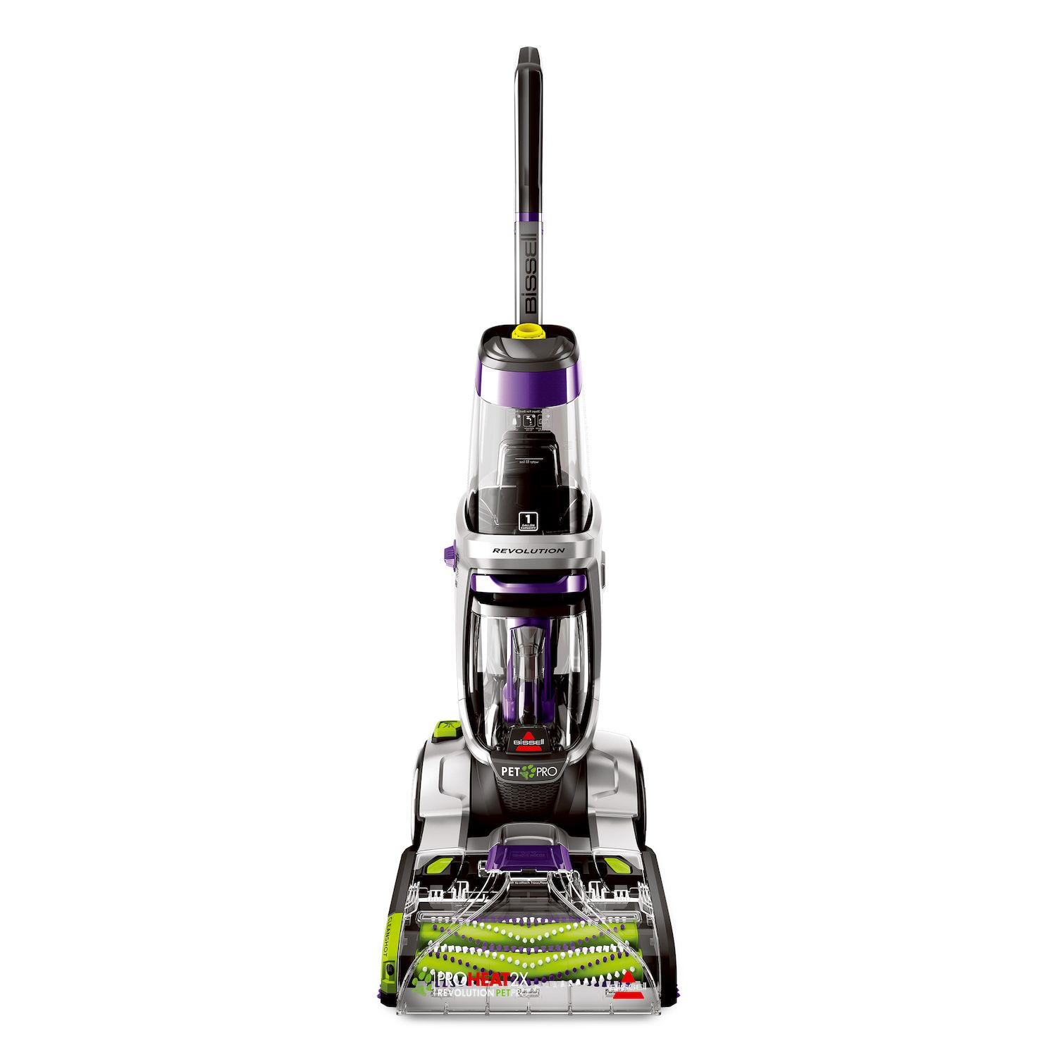 bissell proheat 2x revolution pet pro carpet cleaner - Bissell Vacuums