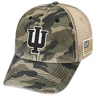 Adult Top of the World Indiana Hoosiers Declare One-Fit Cap