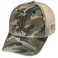 Adult Top of the World Louisville Cardinals Declare One-Fit Cap