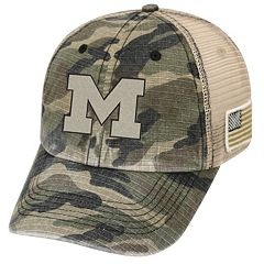 Adult Top of the World Michigan Wolverines Declare One-Fit Cap