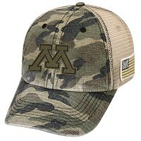 Adult Top of the World Minnesota Golden Gophers Declare One-Fit Cap