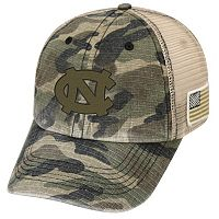 Adult Top of the World North Carolina Tar Heels Declare One-Fit Cap