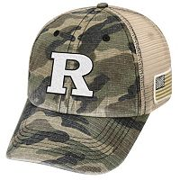Adult Top of the World Rutgers Scarlet Knights Declare One-Fit Cap