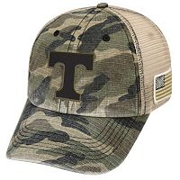 Adult Top of the World Tennessee Volunteers Declare One-Fit Cap