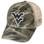 Adult Top of the World West Virginia Mountaineers Declare One-Fit Cap
