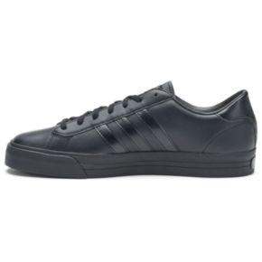 adidas neo cloudfoam super quotidianamente uomini scarpe di cuoio.