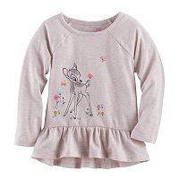 Disney's Bambi Baby Girl Graphic Peplum Tunic by Jumping Beans®