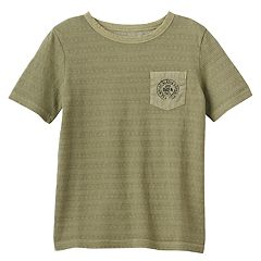 Boys 4-7 SONOMA Goods for Life™ Textured Graphic Tee