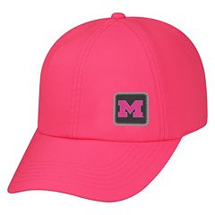 Adult Top of the World Michigan Wolverines Duplex UV Pro Adjustable Cap
