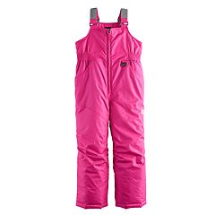 Girls 4-6x ZeroXposur Heavyweight Viola Bib Snowpants