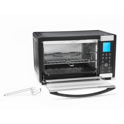 Elite Platinum 6-Slice Convection Toaster Oven