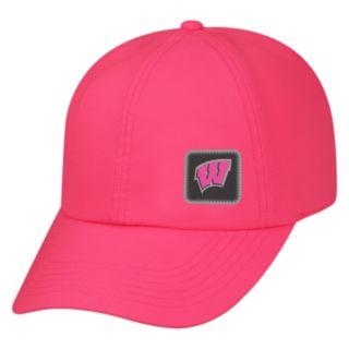 Adult Top of the World Wisconsin Badgers Duplex UV Pro Adjustable Cap