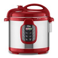 Elite Platinum 6-qt. Digital Pressure Cooker