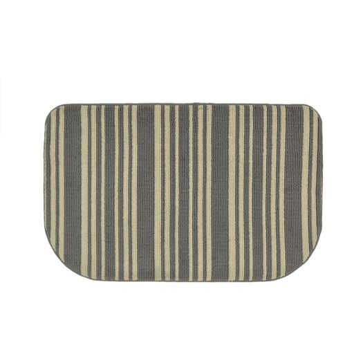 Food Network™ Stripe Knit Memory Foam Kitchen Rug - 20'' x 32''