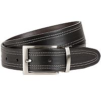 Boys 4-20 Lee Reversible Feather-Edge Belt