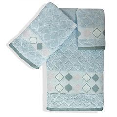 Popular Bath Shell Rummel 3-piece Sea Glass Bath Towel Set