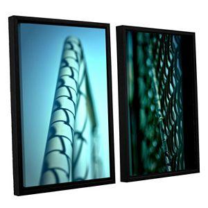 ArtWall Easy Come Easy Go Framed Wall Art 2-piece Set