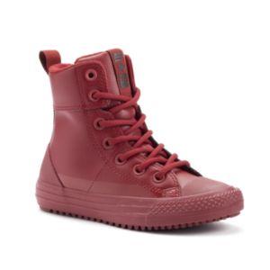 Boys' Converse Chuck Taylor All Star Asphalt Leather Boots