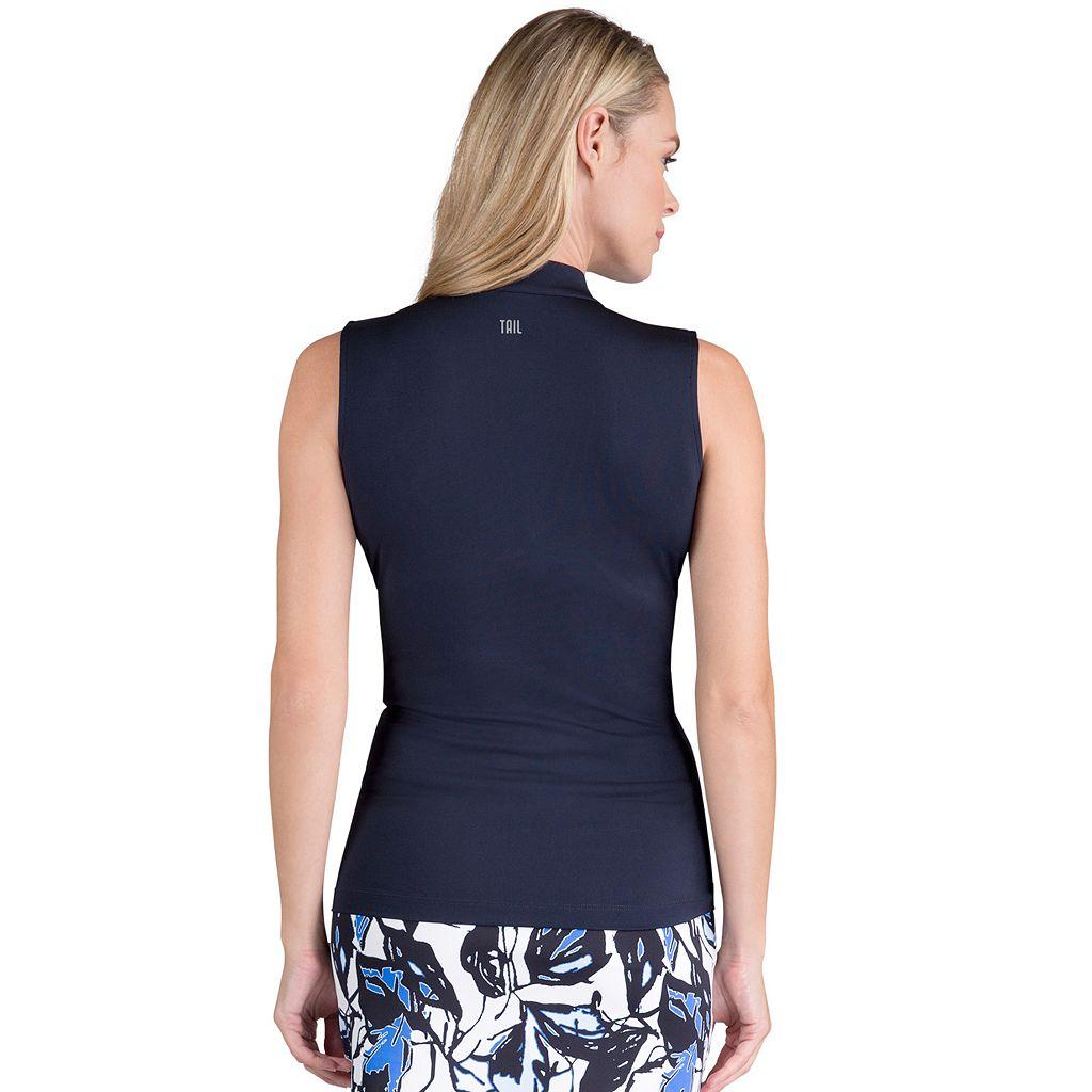 Women's Tail Marie Quarter-Zip Knit Golf Top