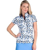 Women's Tail Amy Convertible Collar Knit Golf Top