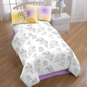 Disney's Beauty and the Beast Belle Sheet Set by Jumping Beans®