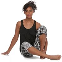 Women's Apt. 9® Pajamas: Must Have Capris & Tank PJ Set