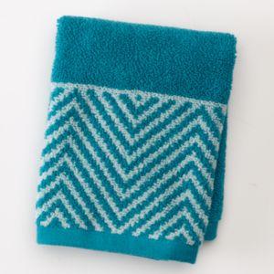 Apt. 9® Highly Absorbent Chevron Washcloth