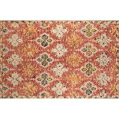 Momeni Tangier Prescot Floral Wool Rug