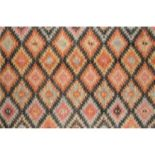 Momeni Tangier Weston Lattice Wool Rug