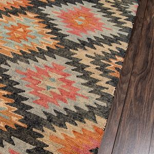 Momeni Tangier Weston Lattice Wool Rug