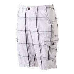 Mens White Cargo Shorts - Bottoms, Clothing   Kohl's
