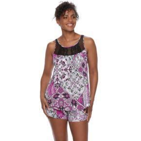 Women's Apt. 9® Pajamas: Must Have Tank & Shorts PJ Set