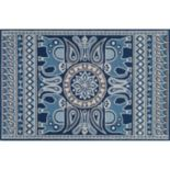 Momeni Veranda Indya Tribal Indoor Outdoor Rug