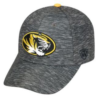 Adult Missouri Tigers Warp Speed Adjustable Cap