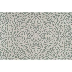 Momeni Veranda Amelie Scroll Indoor Outdoor Rug