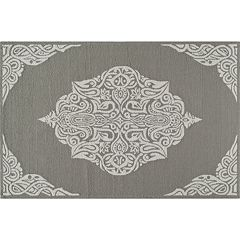 Momeni Veranda Anika Medallion Indoor Outdoor Rug