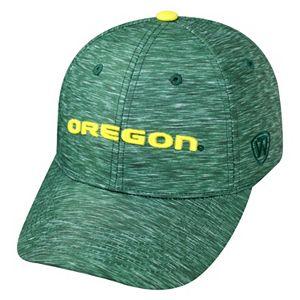 Adult Oregon Ducks Warp Speed Adjustable Cap