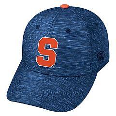 Adult Syracuse Orange Warp Speed Adjustable Cap